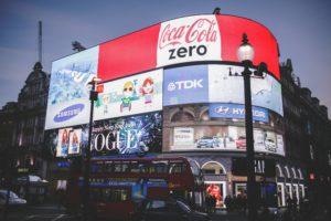 Visualisierung der 50 wertvollsten globalen Marken